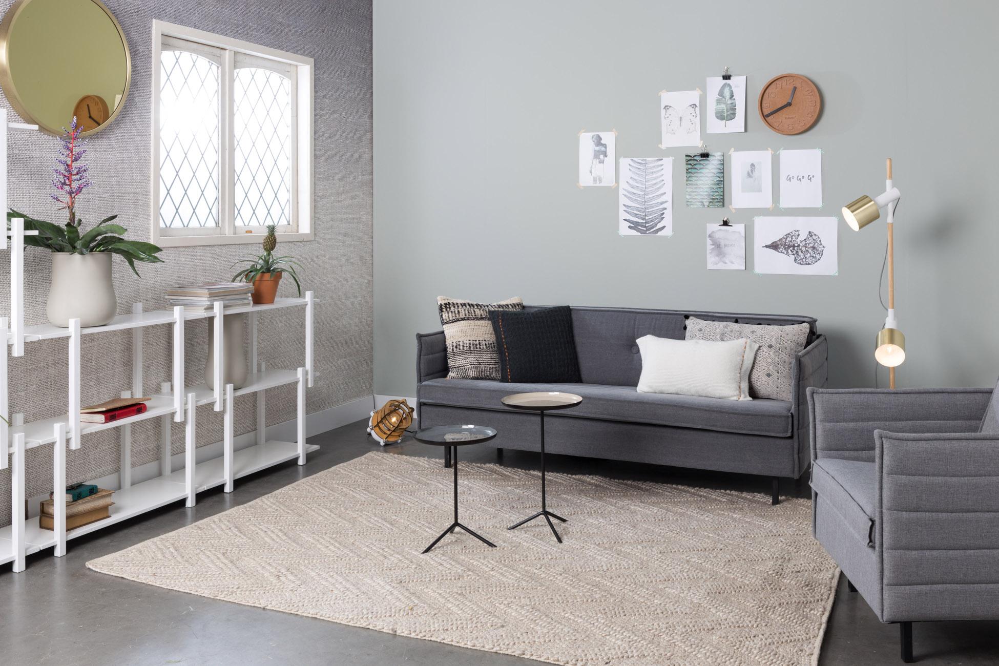 Interieur Combineren Kurk : Klok cork time kurk deba meubelen