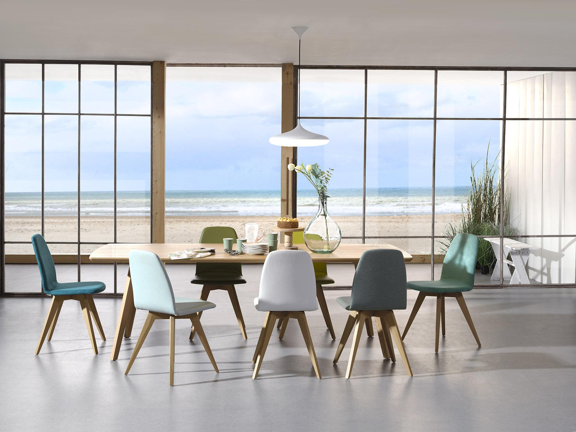 Moods Stoelen Mobitec : Stoel mood berlin turquoise blauw deba meubelen