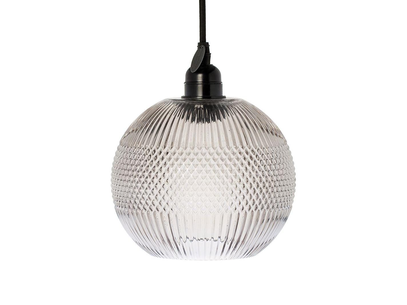 Hanglamp \'Vernon\' - kleur: Smoke glas | DEBA Meubelen