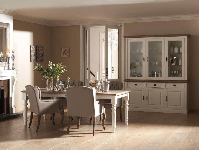 Eetkamer hout deba meubelen for De beukenhof antiek en interieur